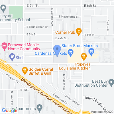 1140 N Corona Ave, Ontario, CA 91764, USA