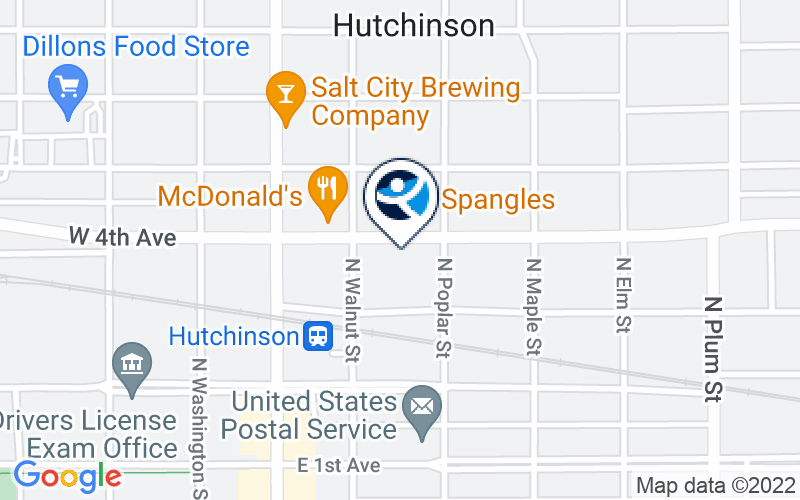 Mirror - Hutchinson Location and Directions