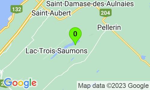 Carte du 115-4, rue St-Pierre, St-Aubert, G0R 2R0, Québec
