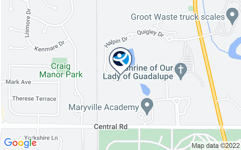 Maryville Location and Directions