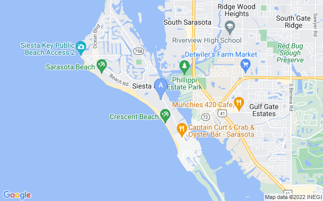 1150 Windsong Ln #penthouse Sarasota Florida 34242 locatior map