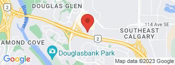 Google Map of 11555++29+Street+SE%2CCalgary%2CAlberta+T2Z+0N4