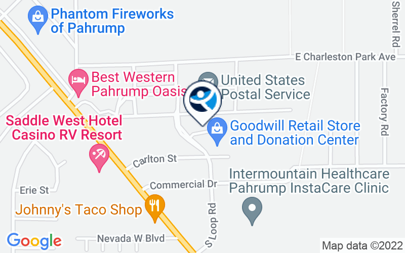 The WestCare Foundation Community Involvement Center - Pahrump Location and Directions