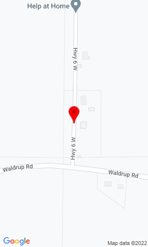 Google Map of Hood Equipment 11662 Hwy 6 W, Batesville, MS, 38606
