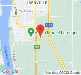 Google Map of 117+RUE+BEAUVAIS%2CSaint-jean-sur-richelieu%2CQuebec+J2X+4S3