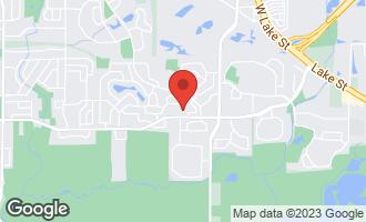 Map of 1170 Longford Road BARTLETT, IL 60103