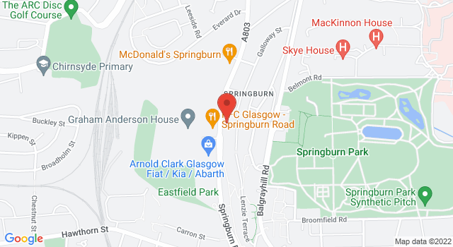 1172 Springburn Road, Glasgow, Glasgow City, G21 1UB