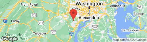 Map of 11752 CHANCEFORD DRIVE WOODBRIDGE, VA 22192