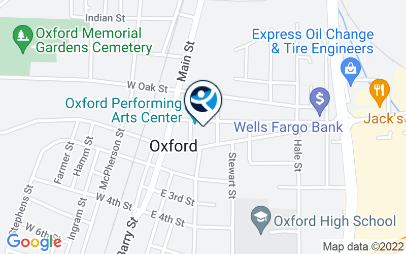 MedMark Treatment Centers Oxford Location and Directions