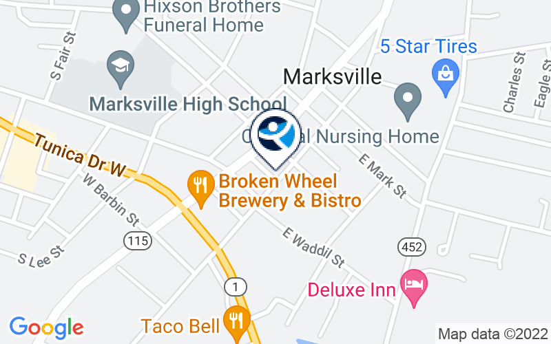 Hope Center Location and Directions
