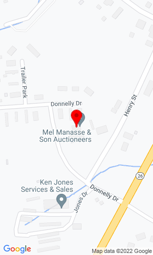 Google Map of Manasse Auctioneers 12 Henry Street P.O. Box 738 , Whitney Point, NY, 13862
