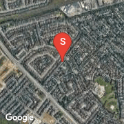 Satellite Map of 12 Murdoch Drive, Brampton, Ontario