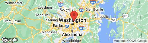 Map of 12 HAWAII AVENUE NE WASHINGTON, DC 20011