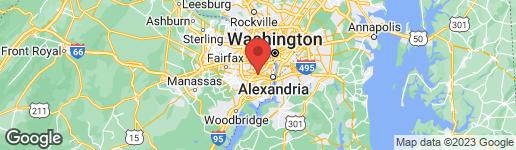 Map of 12 VAN DORN STREET S #205 ALEXANDRIA, VA 22304