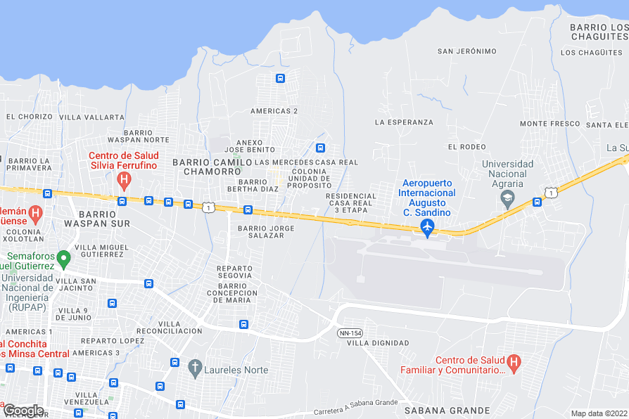 Hotels In Managua Nicaragua Near Airport