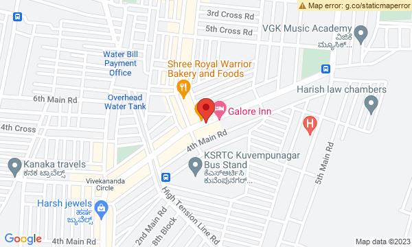HDFC Bank ATM - Kuvempunagar M Block