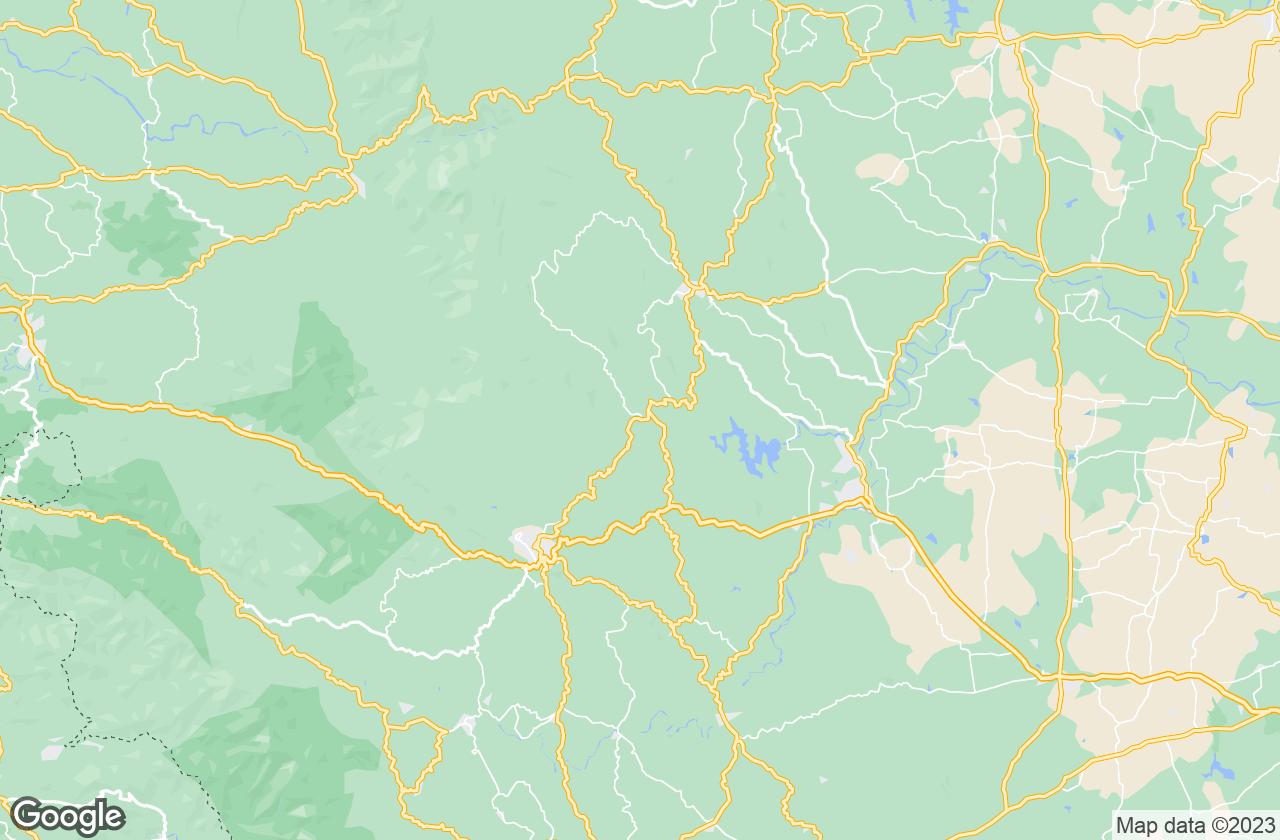 Google Map of Madhapur