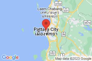 Map of Pattaya City