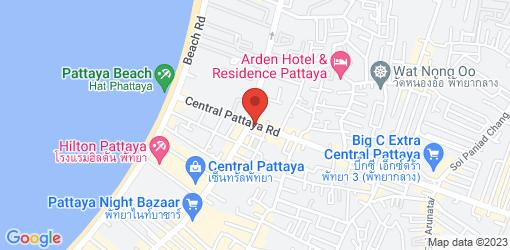 Directions to Shree Krishna 100/% Pure Veg. Restaurant Pattaya