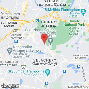 Map of Michael Kors at Palladium, Chennai, Tamil Nadu 600042