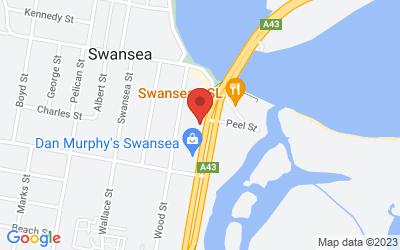 Map of Nova Auto Innovations Swansea
