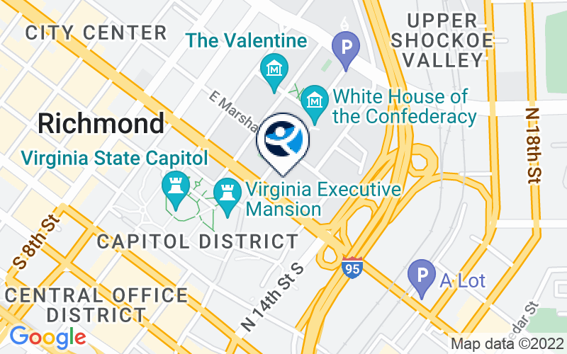 VCU Medical Center - East Broad Location and Directions