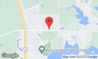 Map of 1200 Karl Court WAUCONDA, IL 60084