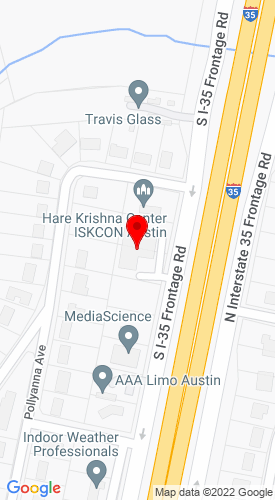 Google Map of Ditch Witch of Central Texas, Inc. 12002 IH 35 North, Austin, TX, 78753