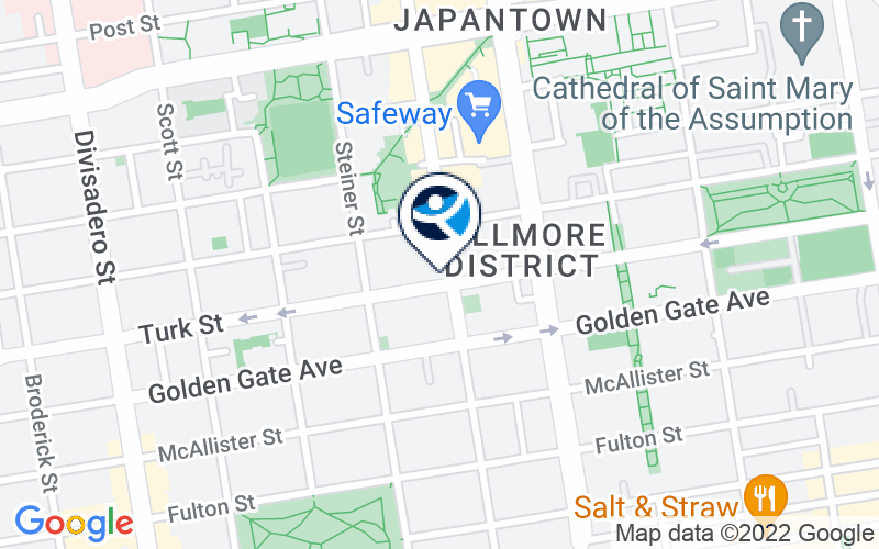 Kaiser Permanente - San Francisco Location and Directions