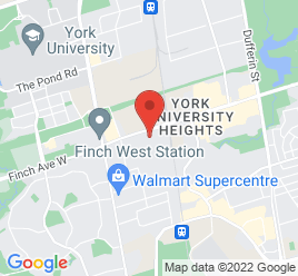Google Map of 1205+Finch+Ave+West%2CNorth+York%2COntario+M3J+2E8