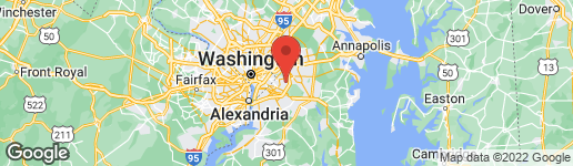 Map of 1205 EASTWOOD DRIVE DISTRICT HEIGHTS, MD 20747