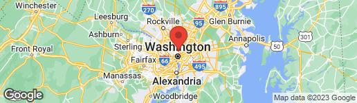 Map of 1206 SHEPHERD STREET NW WASHINGTON, DC 20011
