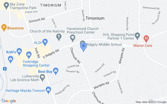 121 E Ridgely Rd, Lutherville-Timonium, MD 21093, USA