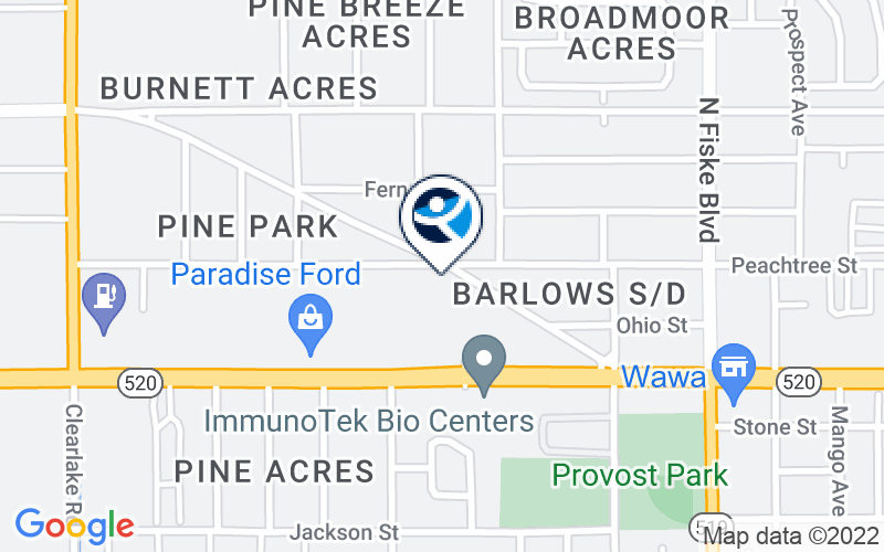 Community Treatment Center Location and Directions