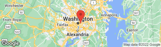 Map of 1216 FLORIDA AVENUE NE WASHINGTON, DC 20002