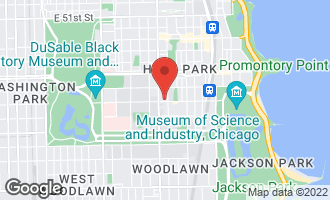 Map of 1224 East 57 Street CHICAGO, IL 60637