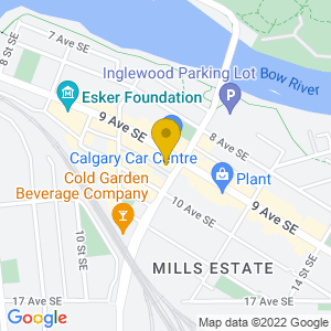 Map to Ironwood Stage & Grill provided by Google