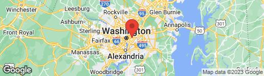 Map of 1229 18TH STREET NE #202 WASHINGTON, DC 20002