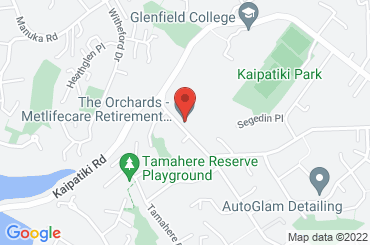 Google Map of 123 Stanley Road, Glenfield, , Auckland,New Zealand