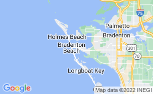 Map of Buttonwood Inlet RV Resort