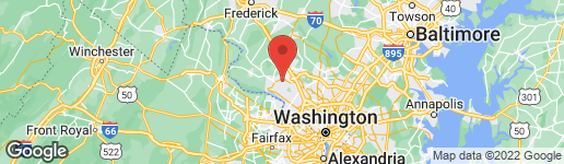 Map of 12342 SOUR CHERRY #102 NORTH POTOMAC, MD 20878