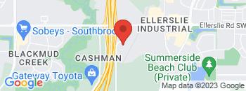 Google Map of 1235+-+101+Street+SW%2CEdmonton%2CAlberta+T6X+1A1