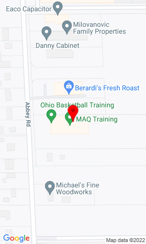 Google Map of Best Equipment Company 12359 Abbey Road, North Royalton, OH, 44133