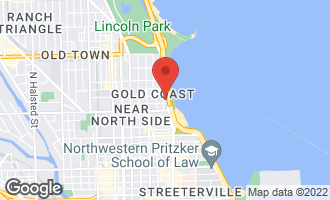 Map of 1242 North Lake Shore Drive 11N CHICAGO, IL 60610