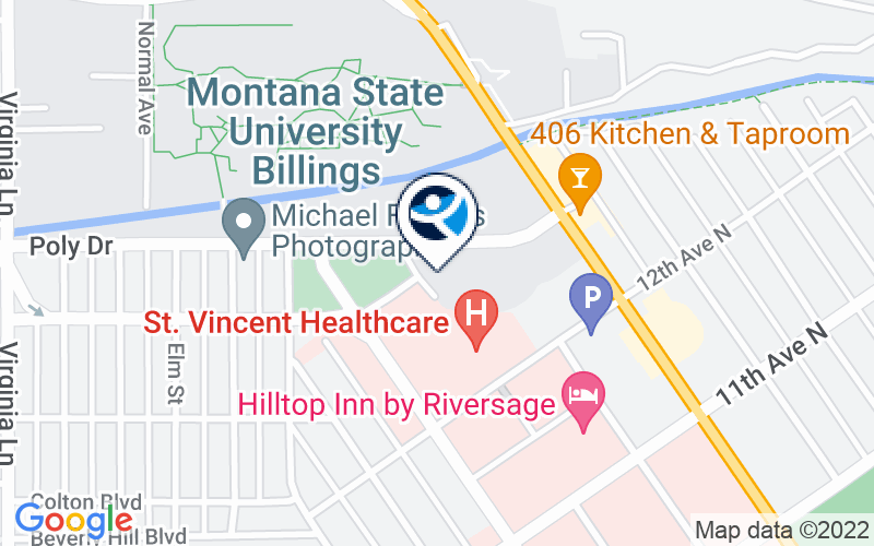 Mental Health Center - Billings Location and Directions