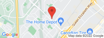 Google Map of 1249+Guelph+Line%2CBurlington%2COntario+L7P+2T1