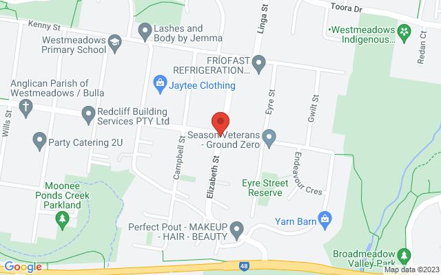 mecwacare Vincent House Location