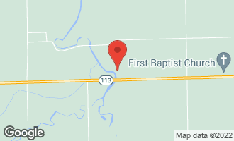 Map of 125 North Forrest Drive MAZON, IL 60444