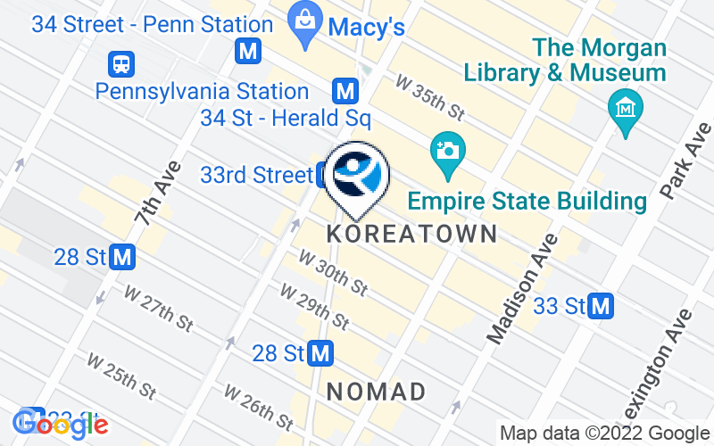 Visiting Nurse Service of New York Location and Directions