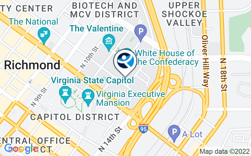 VCU Medical Center - East Marshall Location and Directions